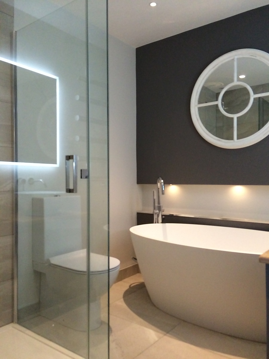 New bathroom installation in heathfield greener plumbing Bathroom toilet installation