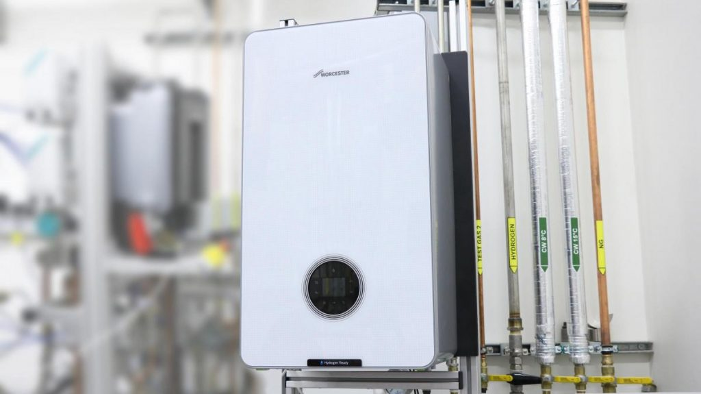 Worcester Bosch accredited boiler installer